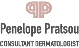 Penelope Pratsou | Reading Dermatologist Logo